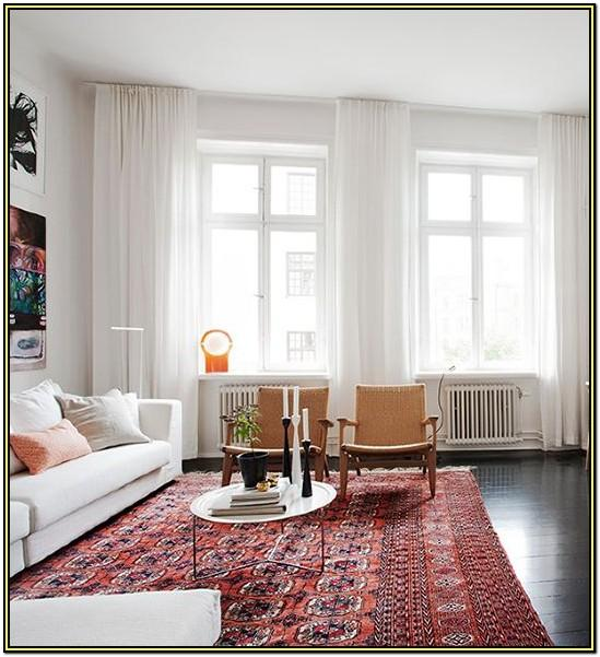 Living Room Curtains For Off White Walls