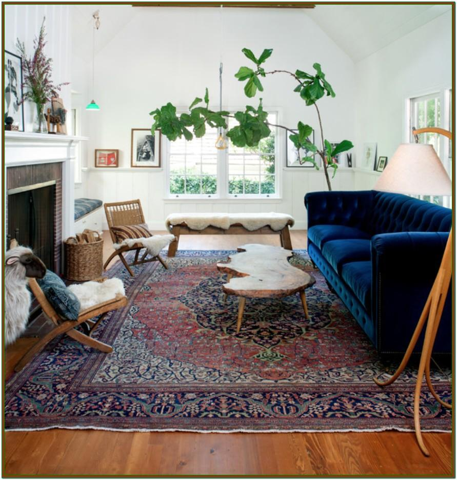 Living Room Decorating With Oriental Rugs