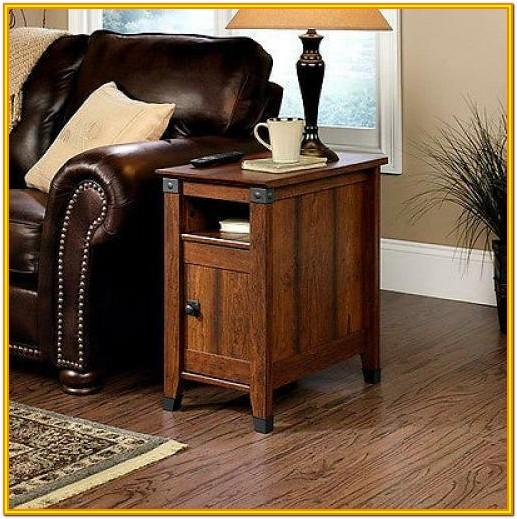 Living Room End Tables With Power