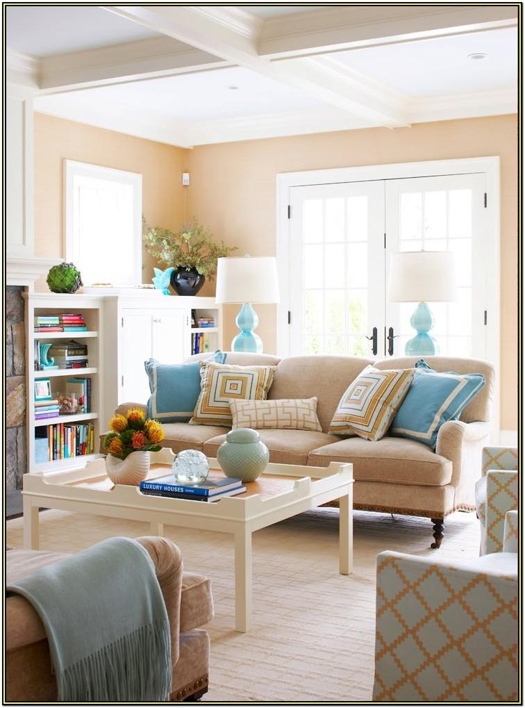 Living Room Furniture For Beige Walls