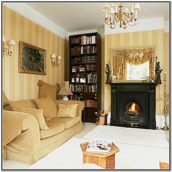 Living Room Gold Wall Decor Ideas