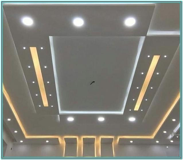 Living Room Hall Ceiling Design 2019