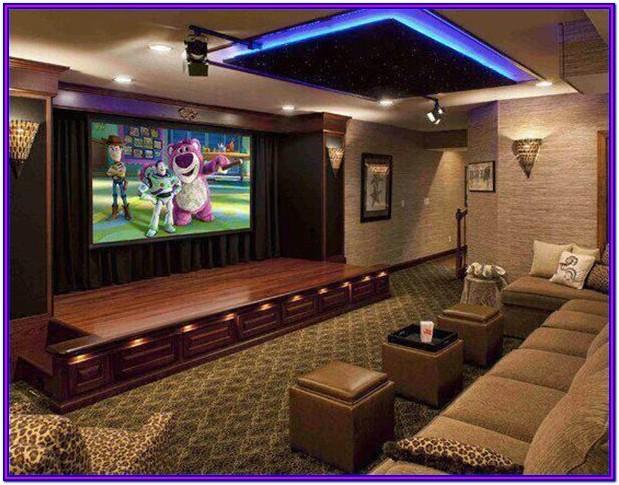 Living Room Home Bar Design Ideas