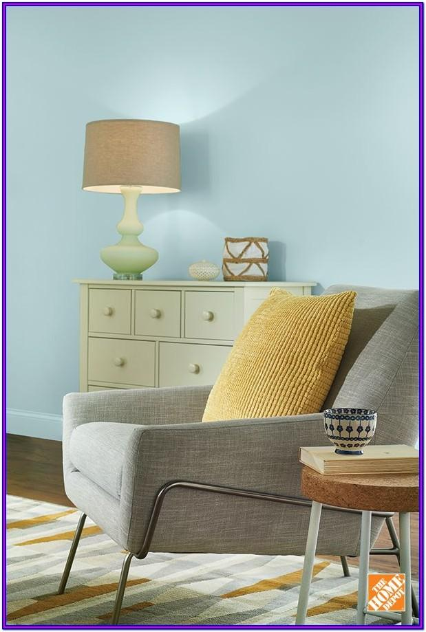 Living Room Home Depot Paint Color Chart