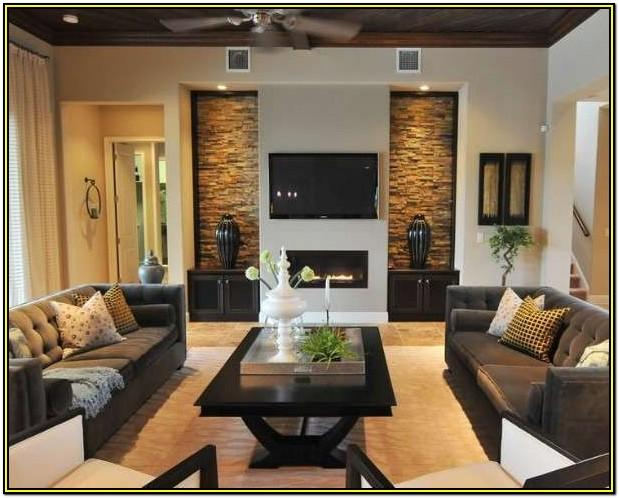 Living Room Home Interior Design Photo Gallery
