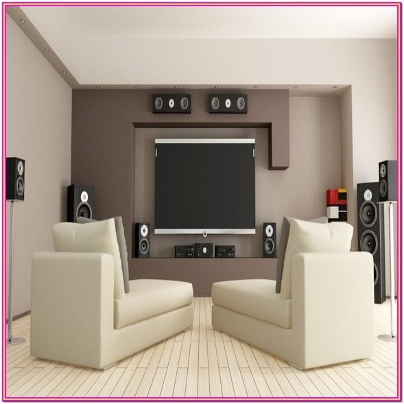Living Room Home Theater Ideas