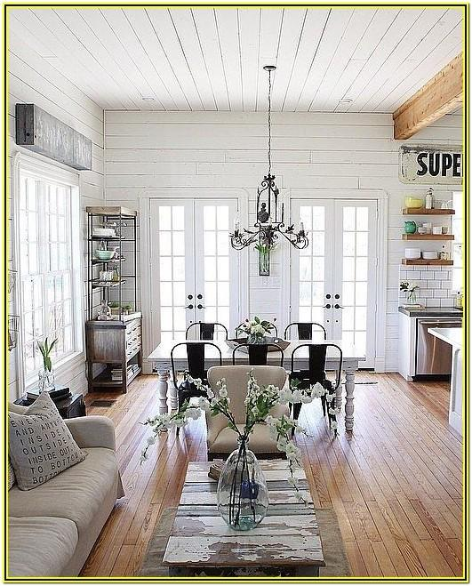 Living Room Joanna Gaines Wall Decor Ideas