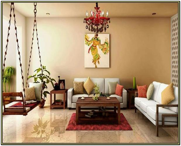 Living Room Kerala Home Interior Design