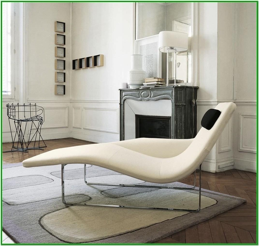 Living Room Long Chair Design