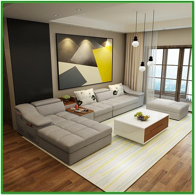 Living Room Modern Sofa Set Designs Images
