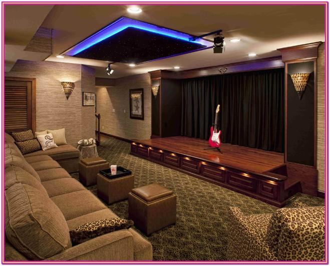 Living Room Movie Theater Ideas For Kids