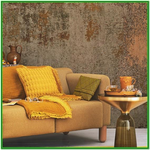 Living Room Mustard Home Decor