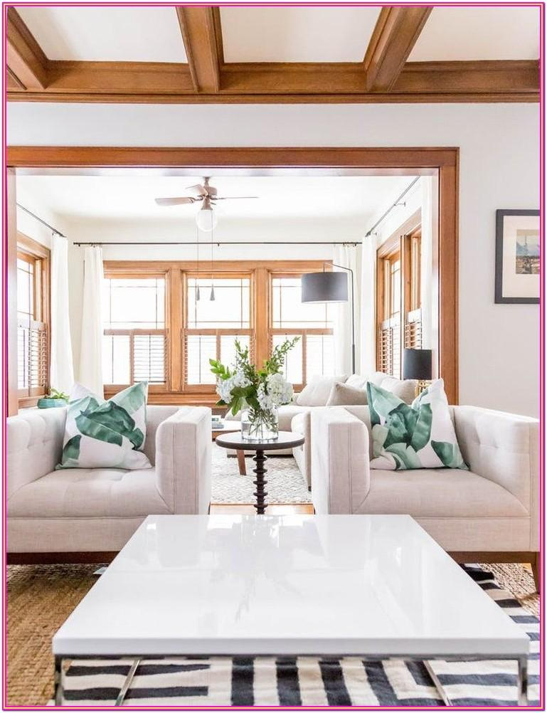 Living Room Paint Colors With Wood Trim