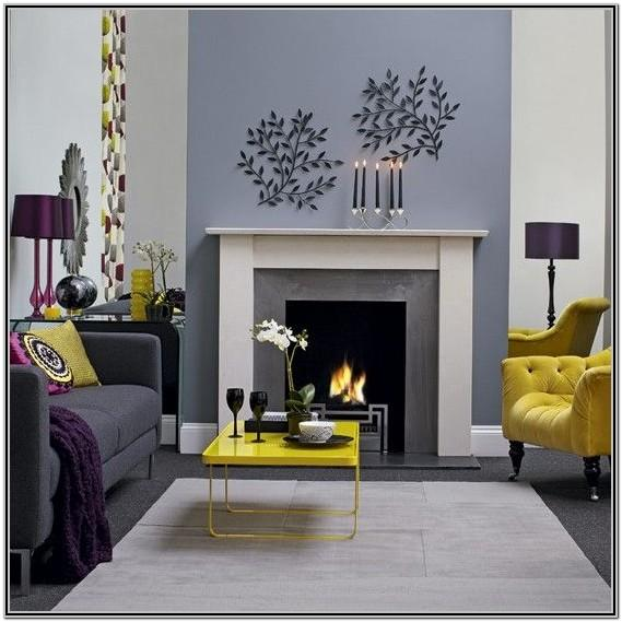 Living Room Paint Ideas With Gray Furniture