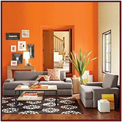 Living Room Paint Two Colors