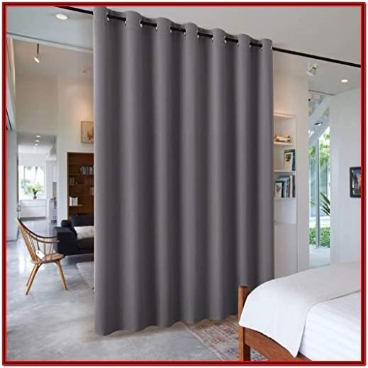 Living Room Room Divider Curtain