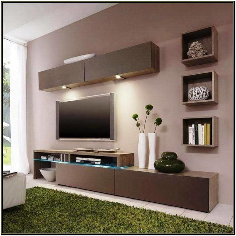 Living Room Small Wall Tv Unit Design