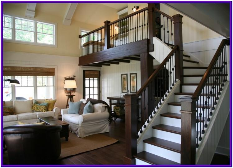 Living Room Stairs Home Design Ideas