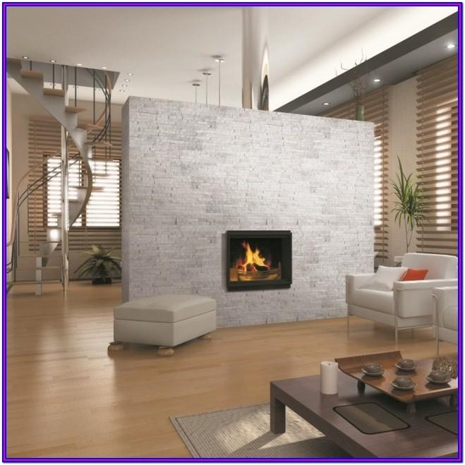Living Room Stone Effect Tiles