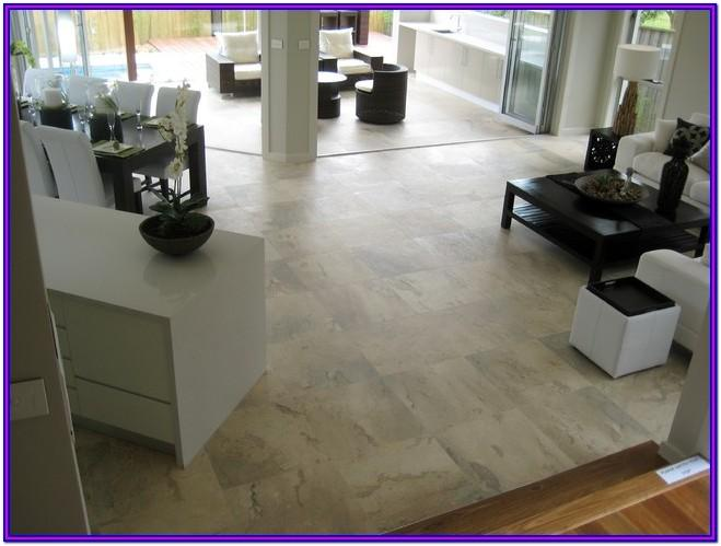 Living Room Stone Floor Tiles