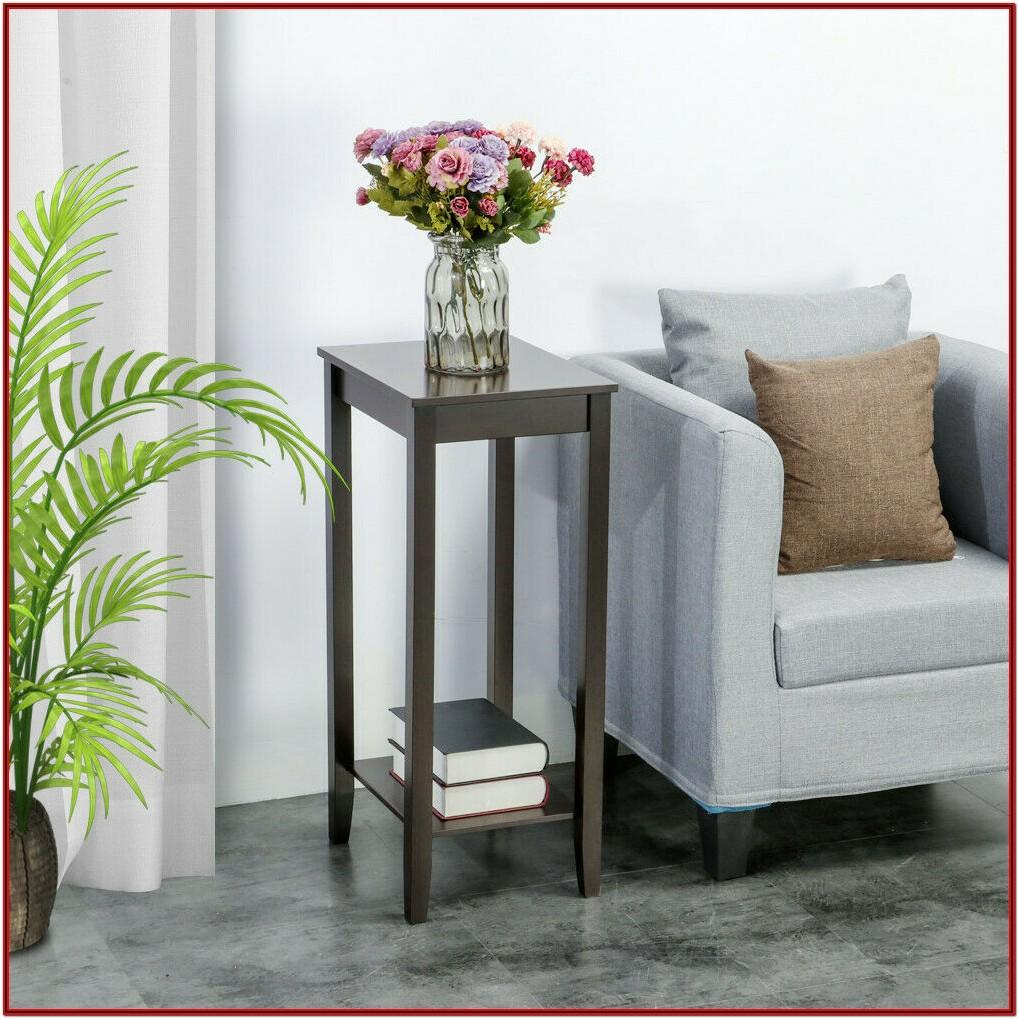 Living Room Tall End Tables