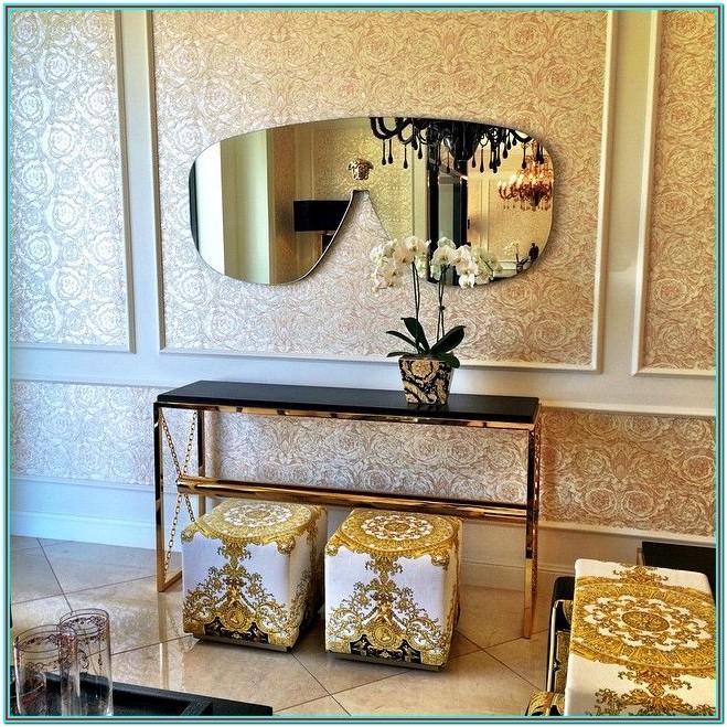 Living Room Versace Furniture 2019