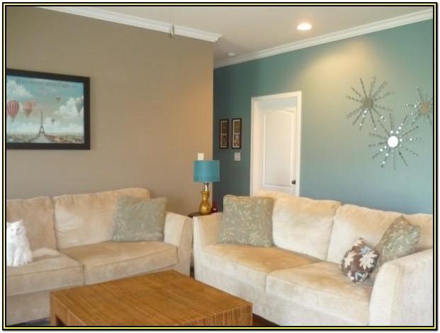 Living Room Wall Decor Ideas Blue