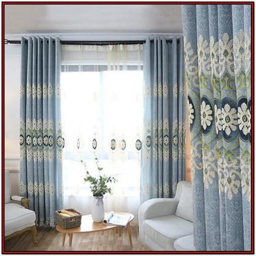 Long Curtains Living Room