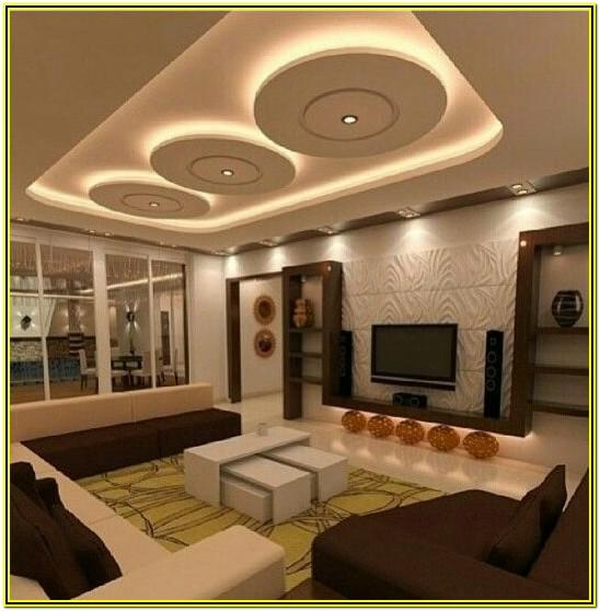 Low Budget Modern Ceiling Design For Living Room 2018