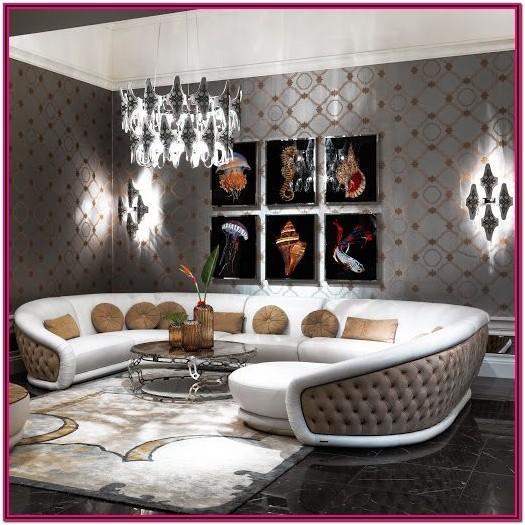 Luxury Modern Living Room Furniture Sets