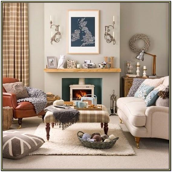 Modern Beige Carpet Living Room