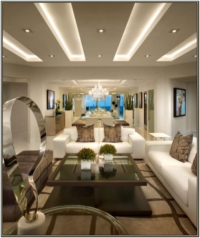 Modern Best Ceiling Design Living Room