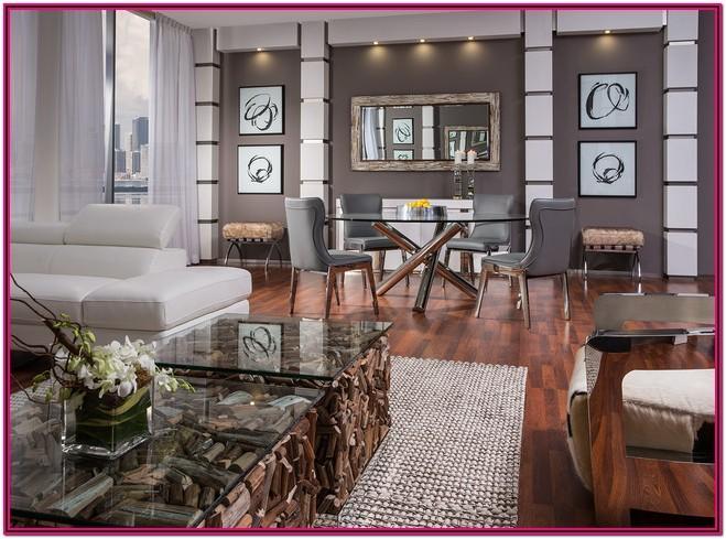 Modern El Dorado Furniture Living Room Sets
