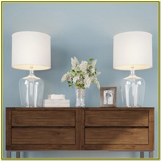 Modern Farmhouse Living Room Lamps