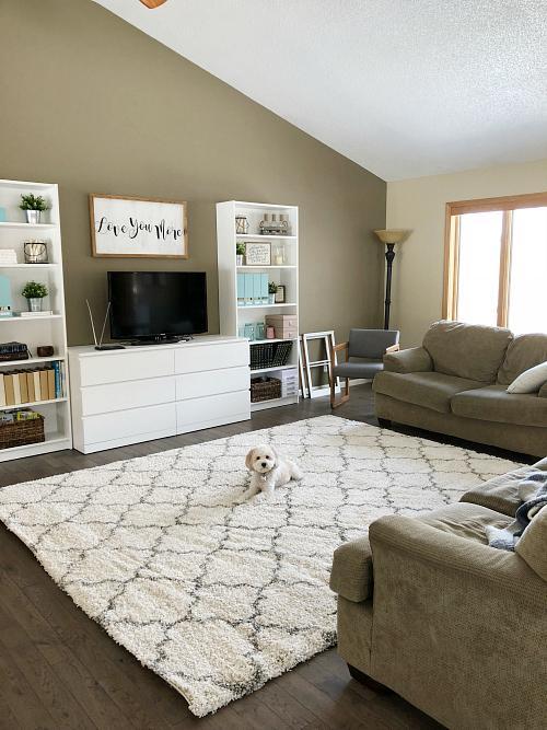 Modern Farmhouse Rugs Living Room