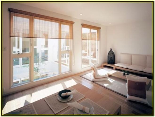 Modern Japanese Living Room Ideas