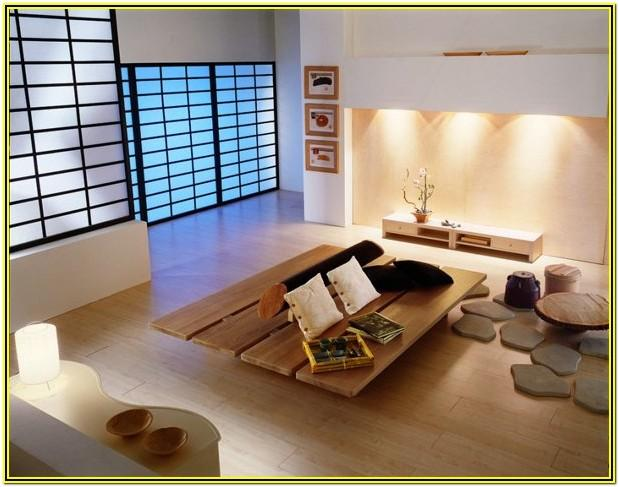 Modern Japanese Style Living Room Ideas
