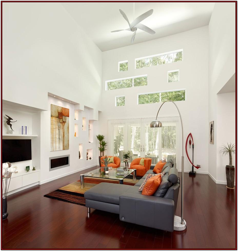 Modern Living Room Ceiling Fans