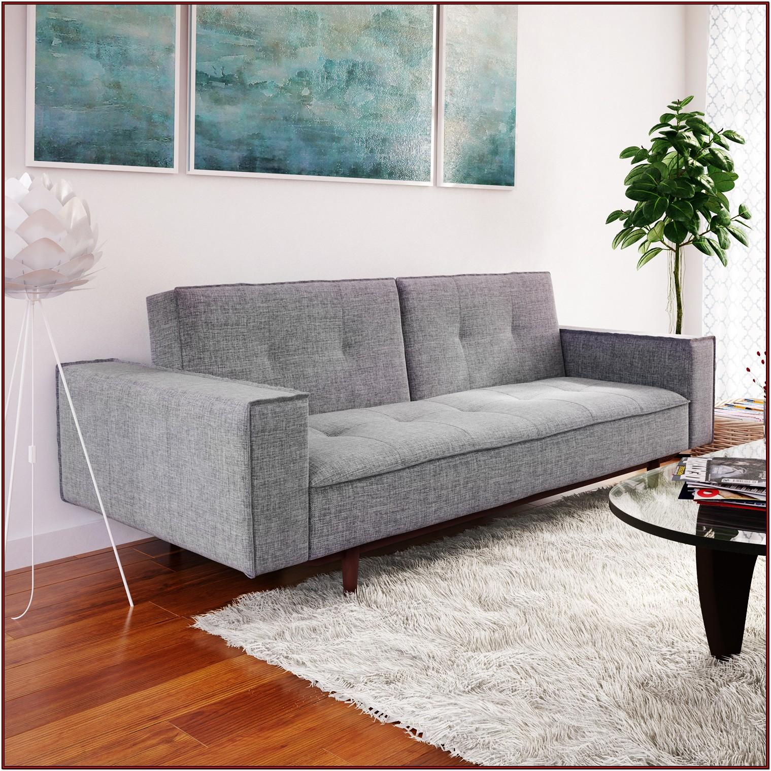 Modern Living Room Chair With Ottoman