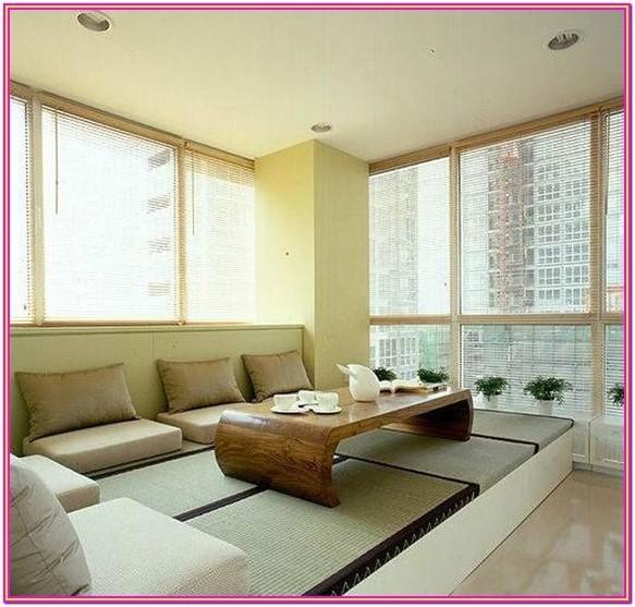Modern Living Room Design Japanese Style