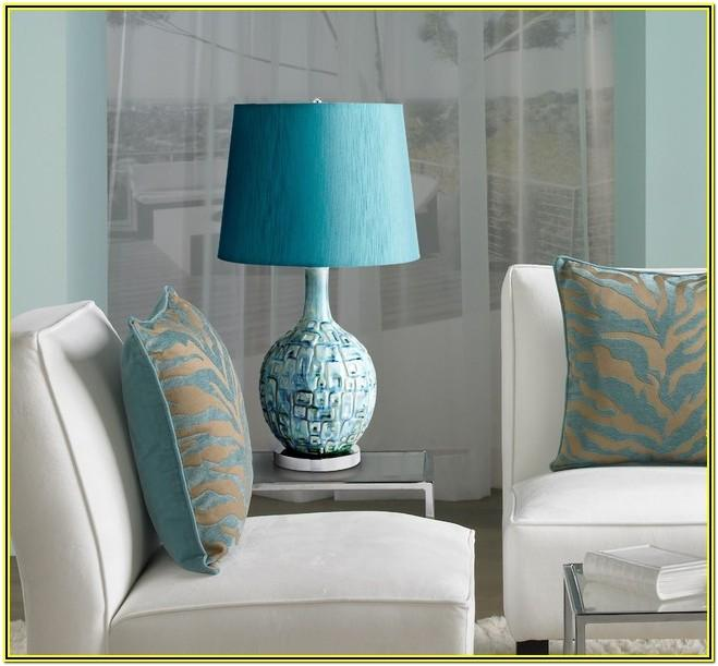 Modern Living Room End Table Lamps