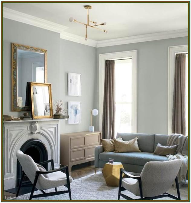 Modern Living Room Paint Colors 2019