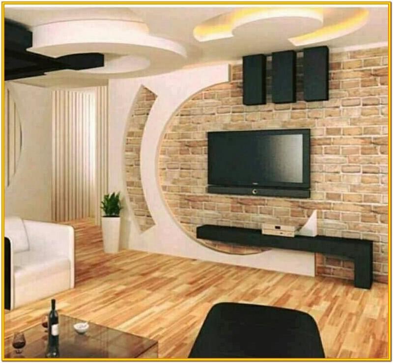 Modern Living Room Wall Decor Ideas 2019