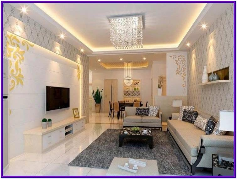 Modern Pvc Ceiling Designs For Living Room