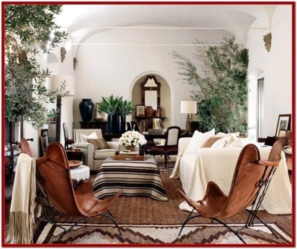 Modern Southwest Decor Living Room