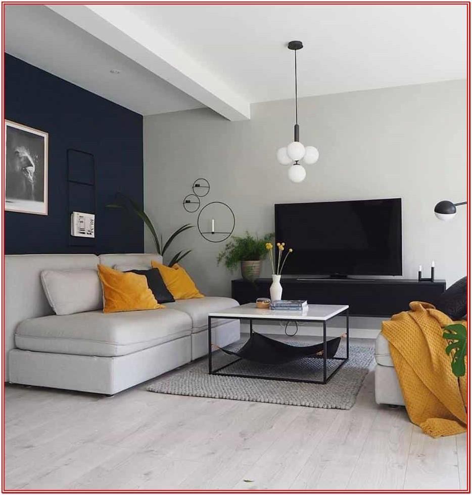 Modern Style 2020 Living Room Trends