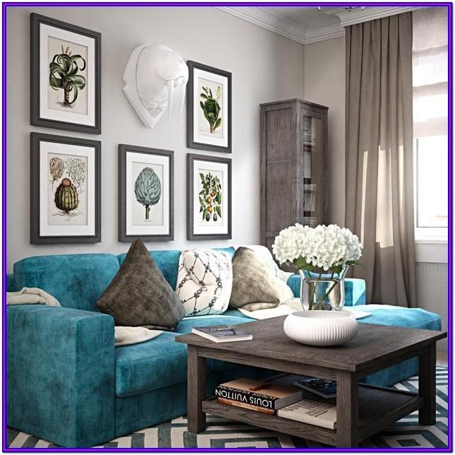 Modern Style Creative Living Room Wall Decor Ideas