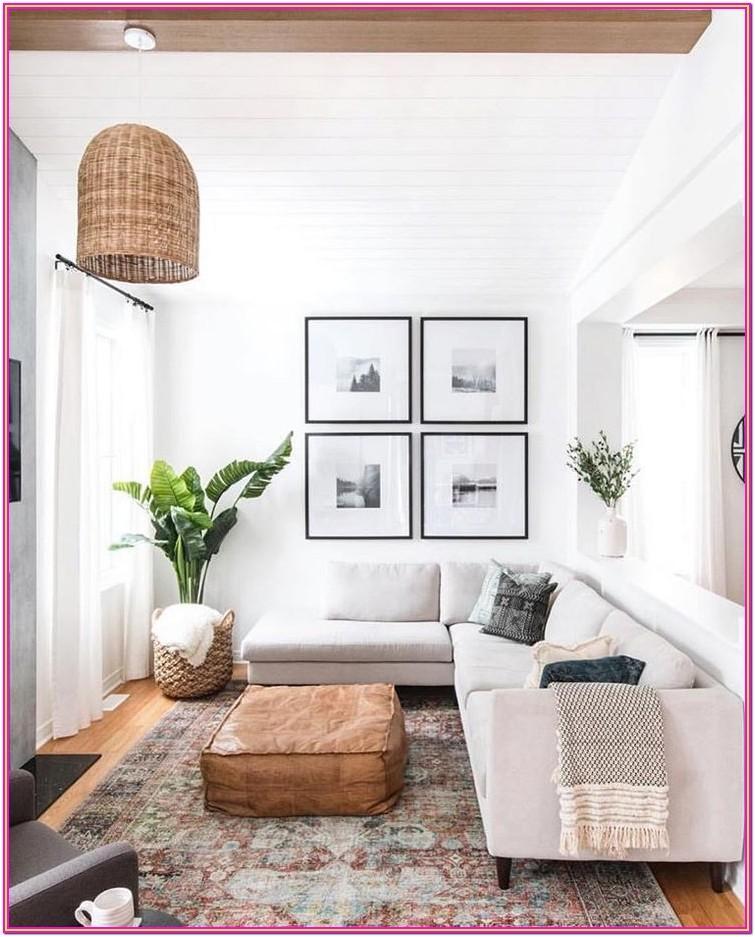 Modern Style Living Room Decor 2019