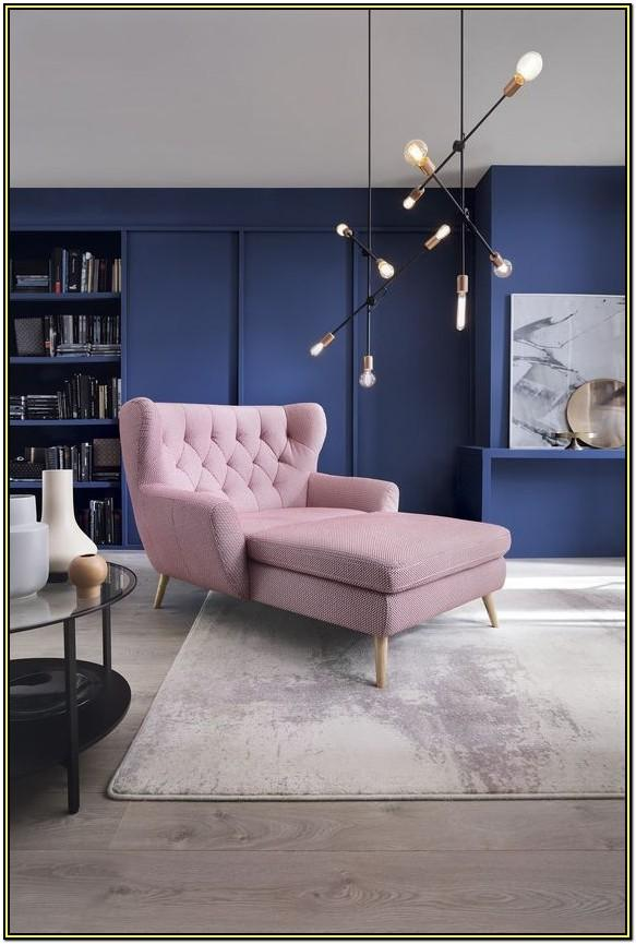 Navy And Blush Living Room Ideas