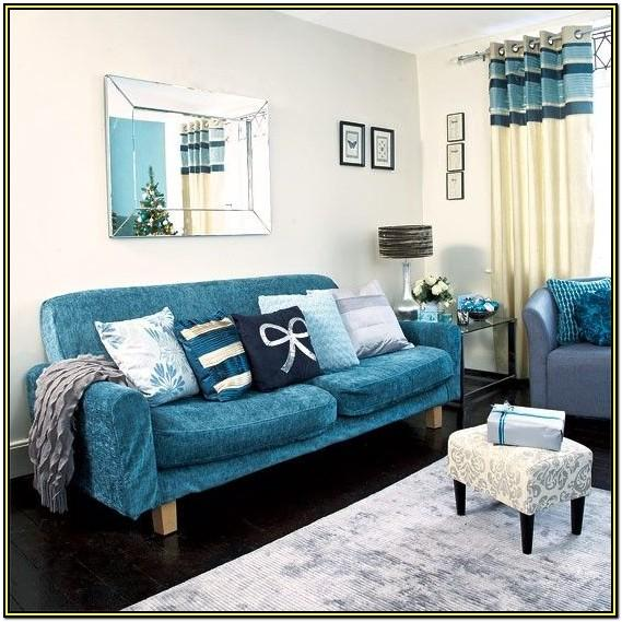Navy Blue And Teal Living Room Ideas